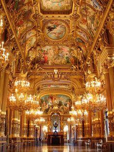 Palais Garnier, Paris | France