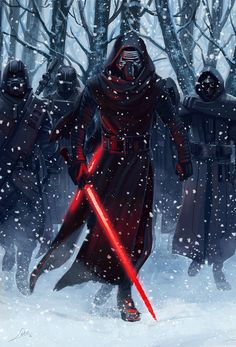 Knights of Ren by Lelia; we came to f*ck up b*tches aka THE SQUAD porn