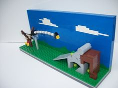Angry Birds: A LEGO® creation by Austin Durick : MOCpages.com