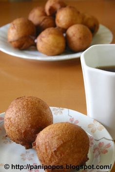 Panikeke Lapotopoto - Round Pancakes Great Resource for Samoan Recipes