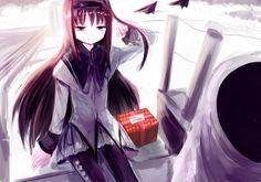 Homura Akemi by *Czel-IX on deviantART