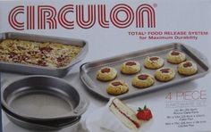 Circulon 4 Piece Bakeware Set