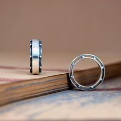 Geometric Form, Geometric Jewelry, Band Rings, Triangle, Rings For Men, Silver Rings, Wedding Rings, Engagement Rings, Geometric Fashion