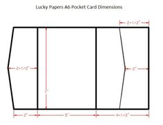 pocket folds made simple quick guide to pocket fold insert card