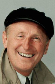 Bourvil - (dead) mostly comic comedian , Bourvil is a vary famous French actor of the old days. He sang as well.