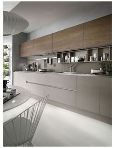 Kitchen Room Design, Kitchen Cabinet Design, Kitchen Layout, Home Decor Kitchen, Interior Design Kitchen, Kitchen Ideas, Diy Kitchen, Kitchen Inspiration, Kitchen Backsplash