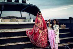 Nusrat Jahan and Nikhil Jain, Six Senses Kaplankaya, Bodrum, Turkey Bengali Bridal Makeup, Best Bridal Makeup, Kirti Kharbanda, Bespoke Wedding Invitations, Man Photography, Floral Gown, Looking Dapper, Ethnic Outfits, Wedding Function
