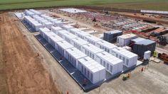 WA receives $15m for 100MW 'big battery' Big Battery, Energy Storage, South Australia, Western Australia, Renewable Energy, Project Finance, Energy Supply, Innovative Companies, Energy Resources