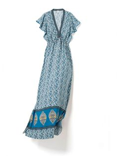 $89.50 Get wrapped up in this chic maxi dress