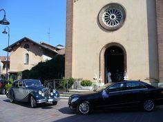 Jaguar e Mercedes in coppia!
