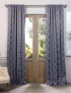Grey curtains | Deco | Pinterest | Grey curtains, Gray and Bedrooms