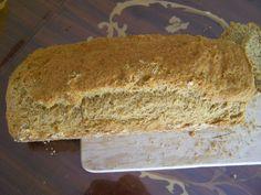 W poszukiwaniu SlowLife: Chleb jaglany - sodowy