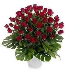 valentines flowers arrangements - Google Search