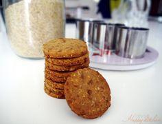 Biscotti con Farina di Ceci - Ricetta e preparazione: cucina salutare e vegetariana - Tony's Happy Kitchen