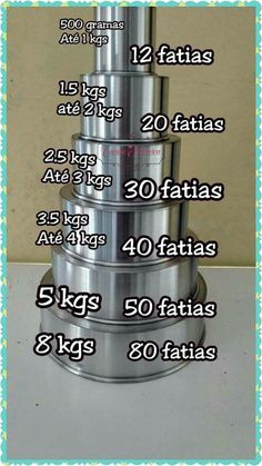 Quantidade de fatias de bolo Cake Decorating Techniques, Cake Decorating Tips, Candy Cakes, Cupcake Cakes, Tortas Deli, Best Dessert Recipes, Cake Recipes, Cake Serving Guide, Cake Sizes