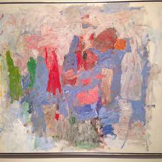 Philip Guston Artist Painting Passage 1957 Oil on Canvas Mfah Museum Of Fine Arts Houston