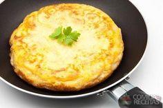Receita de Omelete de batata em Ovos, veja essa e outras receitas aqui!