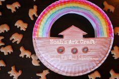 noah's ark crafts | noah's ark #craft #teaching #submissiveness kids-018