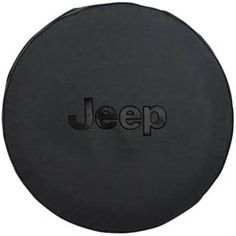 Black Tire Cover with Jeep Logo in Black, 32 Inch x 10 Inch Jeep Wrangler Tire Covers, Jeep Spare Tire Covers, Black Jeep Wrangler, Jeep Tire Cover, Jeep Wrangler Sahara, Tire Covers For Jeeps, Jeep Wheel Covers, Jeep Covers, Mopar Jeep