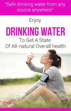We've most heard medical doctors, buddies, family members and commercials suggesting us to drink normal drinking water. #healthy_living