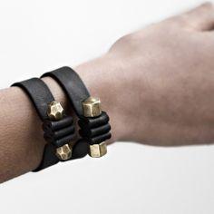 sphere pierced bracelet