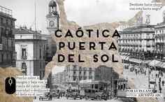 La Puerta del Sol (« la Porte du Soleil ») est une des places les plus connues et les plus animées de #Madrid. ABC retrace à travers ce #webdoc l'histoire #interactive de cette place, qui représente le point kilométrique zéro des routes espagnoles et symboliquement, le centre du pays.