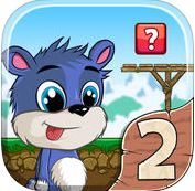 iTunes Free APP: Fun Run 2 - Multiplayer Race!  , Fun Run is back with all new levels, characters and lots of swag! Crush your friends, or race random players from all over the world.  All the cutest, furriest creatures of the forest are out running. For you to remain a cool critter, it is essential that you finish the race before your furry friends.  No amount of force is excessive.  Fun Run 2 is an online real-time multiplayer game for smart phones and tablets. You ca