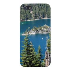 Emerald Bay iPhone 5 Case by Carol Groenen on Zazzle.com