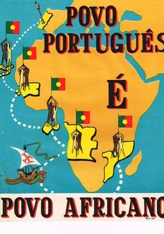 portugal old propaganda Portuguese Empire, Portuguese Language, Angola Africa, Pin Up Illustration, Political Posters, Poster Ads, Travel Posters, Vintage Posters, Illustrations Posters