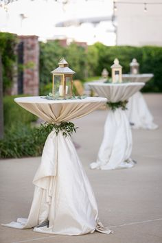 20 Perfect Wedding Cocktail Table Decoration Ideas For Your Big Day - Oh ., 20 Perfect Wedding Cocktail Table Decoration Ideas For Your Big Day - Oh Best Day Ever - Wedding Cocktail Table With Lanterns - Floral Wedding, Diy Wedding, Rustic Wedding, Wedding Ceremony, Wedding Flowers, Table Wedding, Wedding Ideas, Round Wedding Tables, Wedding Table Settings