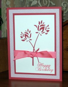 Birthday by MartiCards - Cards and Paper Crafts at Splitcoaststampers