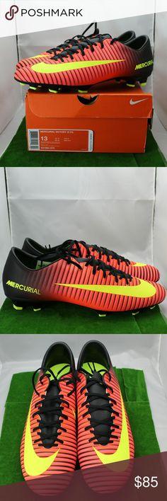 los angeles bc7c8 dd8bb Nike Mercurial Vapor IX Mens Soccer Cleats SIZE 13 Nike Mercurial Vapor IX  FG ACC Soccer
