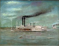 Steamboats of the Mississippi - Wikipedia, the free encyclopedia