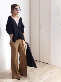 アラフォー&アラフィフにおすすめ!おしゃれ偏差値が上がる「ブランド」4つ - senken trend news-最新ファッションニュース New Teen Fashion, Tokyo Fashion, New York Fashion, Daily Fashion, Love Fashion, Runway Fashion, Fashion Models, Womens Fashion, Fashion Trends