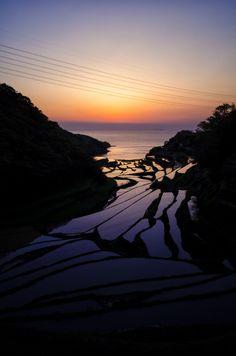 Hamanoura, Saga, Japan