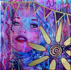 Live Love Create: Artworks    Kate the Great