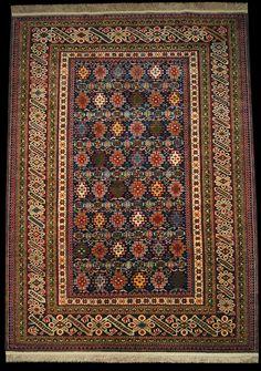 Kaukasische Teppiche, Chichi Teppich, Aserbaidschan