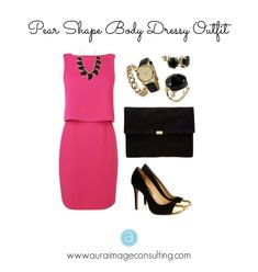Need advice on dressing your Pear Shape body? Here are some example Pear Shaped Body Outfits. Pear Shaped Outfits, Triangle Body Shape, Cocktail Party Outfit, Understanding Women, New Look Women, Pear Body, Fashion Silhouette, Corporate Attire, Dressy Outfits