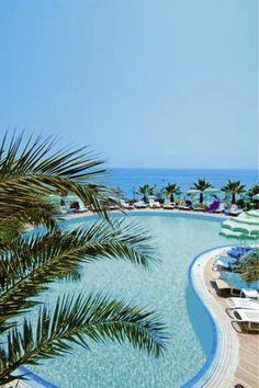 Hotel Anitas Beach in Konakli,Gazipasa - Hotels in Türkei