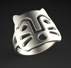 FELIX, Ring by Anna Gili