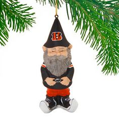 Cincinnati Bengals Slogan Mini Gnome | Who Dey Gnomes! | Pinterest ...