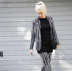 Anzug von H&M #suit