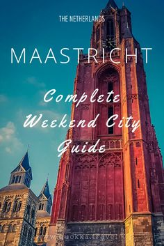 I visit Maastricht every year! Why? Food, beer & history. As the girlfriend of a local, I share all you need to know about a weekend in Maastricht: Why visit Maastricht, Neighbourhoods, Things to do in the city, Nice things to do just outside Maastricht, the best restaurants and cafes, my favourite hotel and how to get there. Happy travels ♡