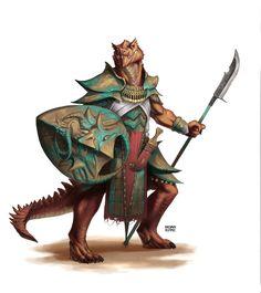 Dragon warrior by BryanSyme on DeviantArt