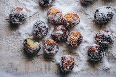 Perunamunkit (V, GF) – Viimeistä murua myöten Blueberry, Muffin, Fruit, Breakfast, Sweet, Food, Morning Coffee, Candy, Berry