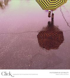 Umbrella reflections