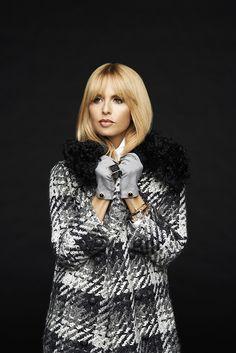 Rachel Zoe's fashion blogs/website