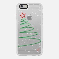 Holidays Crayon Christmas Tree