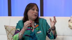 Fran Capo The Humor Approach on Live it Up with Donna Drake TV Show Long Time Friends, Latest Books, Drake, Tv Shows, Humor, Live, Coat, Fashion, Moda