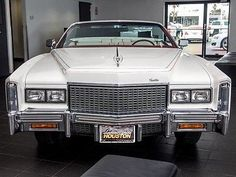 1976 Cadillac Eldorado Fleetwood Bicentennial 1 of 200 29,833 Miles Convertible